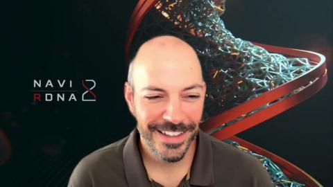 AMD's Frank Azor talks SAM, SmartShift, FSR & more