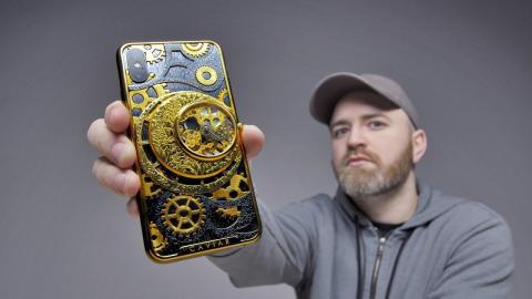The Craziest Smartphone Yet...
