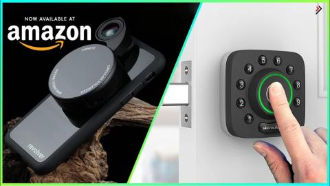 7 Amazing Gadgets You Should Have Available On Amazon