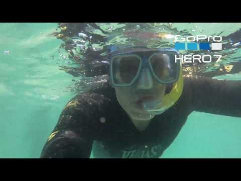 GoPro Hero Black 7 Unboxing & Review 2020! including footage from trip to Cairns Australia