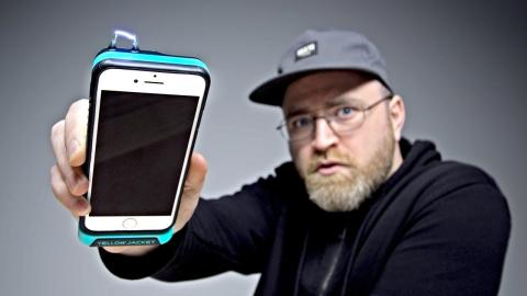 The World's Most Dangerous iPhone Case