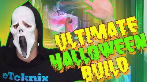 The ULTIMATE Halloween PC Build Mod Pt 2