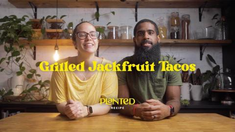 Grilled Jackfruit Taco Recipe | CharBroil®