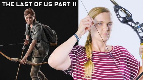 Olympic Archer Breaks Down Video Game Archery   WIRED