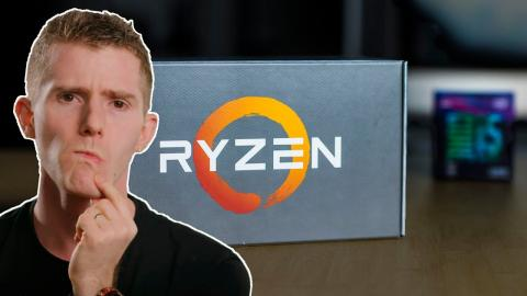 AMD Borrows Intel's Business Plan – Ryzen 2 Review