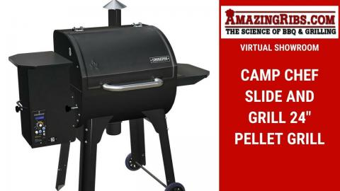 Camp Chef SmokePro SG 24 Pellet Grill Review - Watch Now