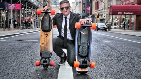 OFFICIAL MINI-BOOSTED BOARD - $750