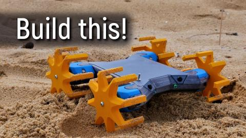 How to build remote control robot platforms (you can do it!)