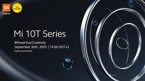 Xiaomi 10T Series is COMING! 144 Hz???