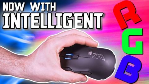 ROCCAT Kova AIMO Mouse Review - RGB But Better?