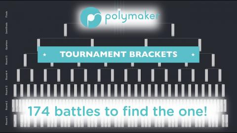 Polymaker Hook Tournament: 174 participants only one will survive!