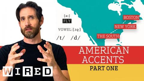 Accent Expert Gives a Tour of U.S. Accents   WIRED