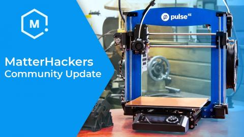 MatterHackers Community Update //  COVID-19: How You Can Help