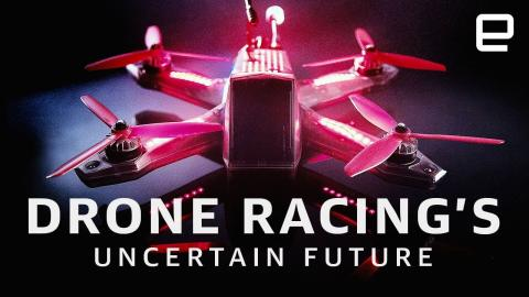 Drone Racing's Struggle to Go Pro