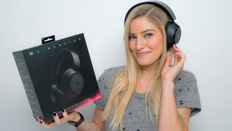 MOST AMAZING HEADPHONES EVER!! NEW Dolby Dimension!