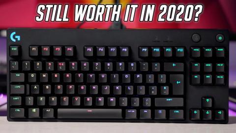 Logitech G Pro TKL Keyboard - 3 YEARS on, still worth BUYING?