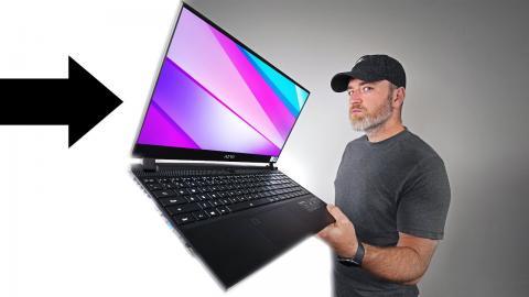 """Gigabyte's New 4K OLED """"Creator"""" Laptop"""