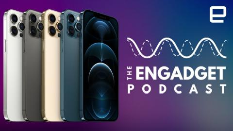 iPhone 12, Pixel reviews, and Xbox Series X | Engadget Podcast Live