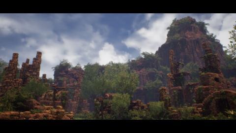 Lost Ruins (Unreal Engine 4)