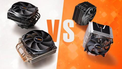 Tower vs Downdraft CPU Coolers - A COMPLETE Guide!