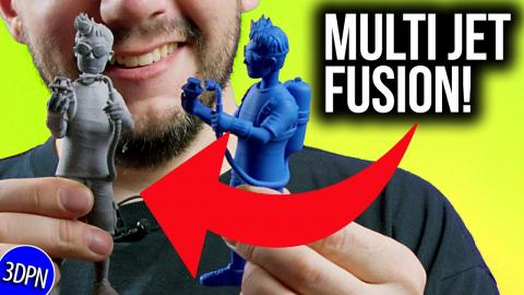 Multi-Jet Fusion Safety Joel?!? // Fan Mail Friday