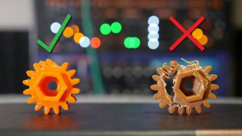Which 3D Printed Gear is Best?
