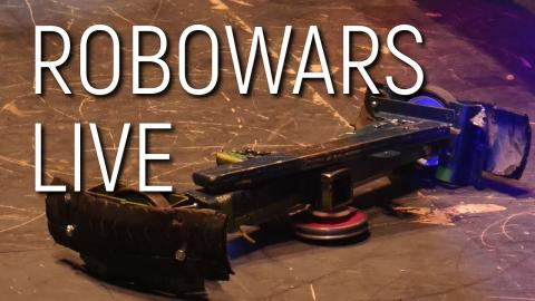 Robowars returns to Brisbane this weekend! 29-30th September