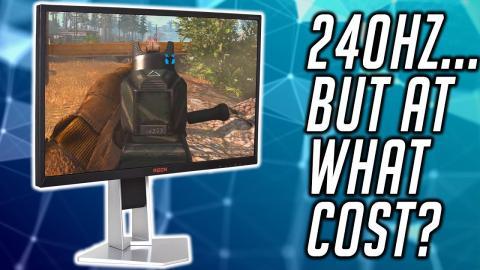 AOC AG251FZ2E 240Hz Monitor - when speed isn't everything!