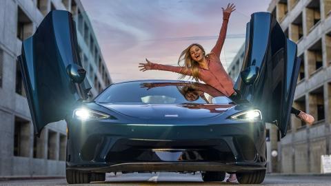 McLaren GT - My New Car!