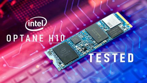 Is Intel Optane FINALLY Worth It?  Optane H10 Tested!