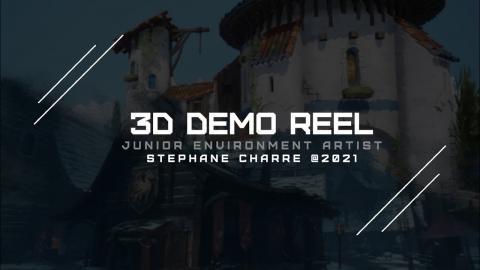 3D Art - Demo Reel 2021