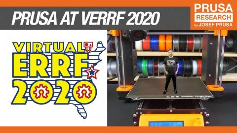 Prusa at VERRF2020 - stream recording