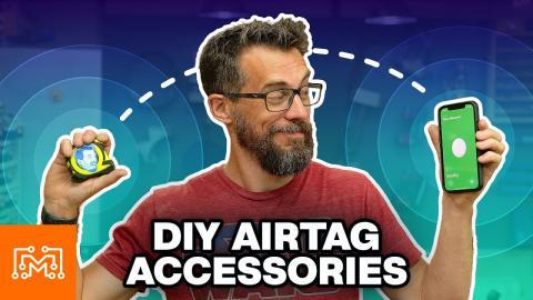 DIY AirTag Accessories   I Like To Make Stuff