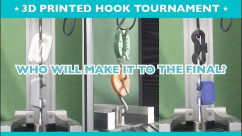 Polymaker Hook Tournament: Round 3 Part 1/2