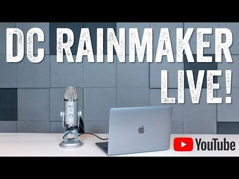 DC Rainmaker Live Q&A: November Tech Chat