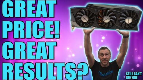 Yet Another RTX3080 Review!