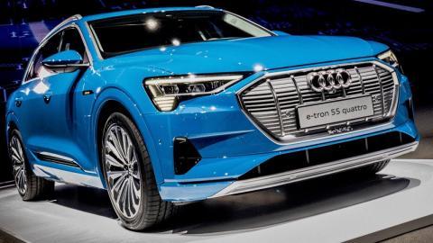 I WANT the Audi e-tron.