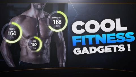 7 Really Cool Fitness Gadgets to Keep You Healthy