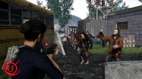 Medieval Town (Gameplay / Unreal Engine 4)