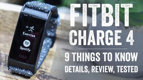 Fitbit Charge 4 Review: 9 New Things To Know