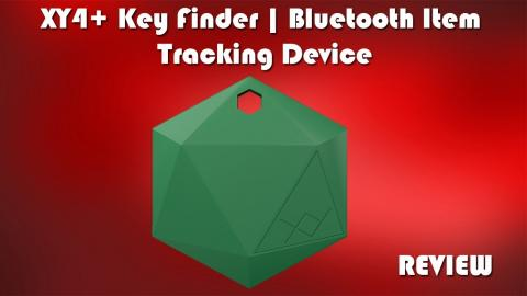 XY4+ Key Finder Bluetooth Item Tracking Device Review
