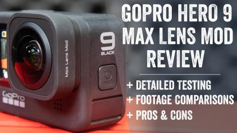 GoPro Lens Mod Review // Extensive Testing, Comparisons, Details