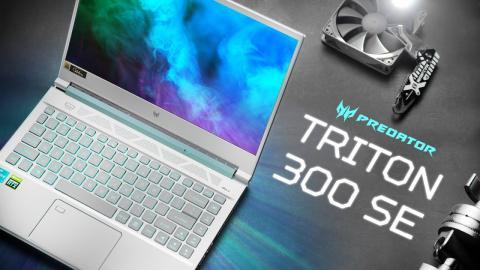 HOT STUFF ???? - Acer Predator Triton 300 SE Review