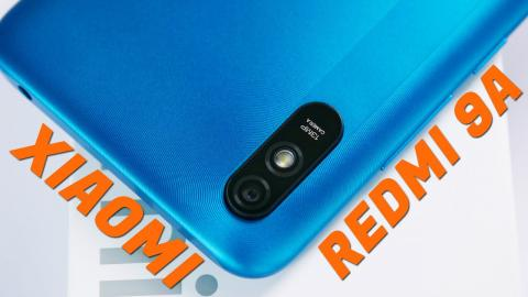 Cheapest Xiaomi Redmi 9A Unboxing (Camera, Gaming, Antutu Score)