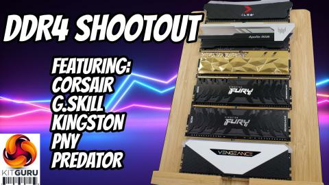 Hold off on DDR5! DDR4 epic shootout, kits up to 5333mhz!