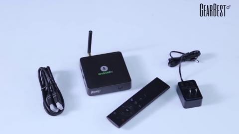 MECOOL KM8 TV Box - GearBest