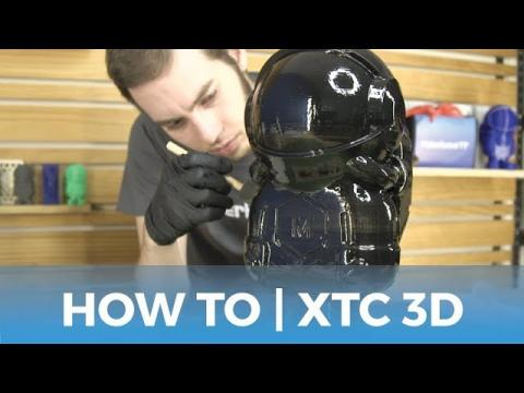How To Use XTC-3D To Smooth 3D Printed Parts // 3D Printing Tutorial