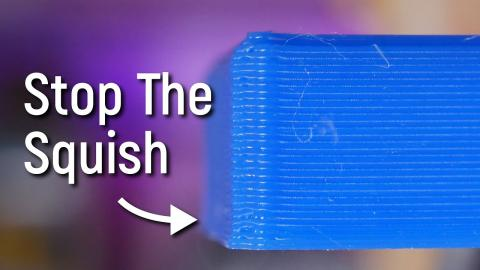 How to STOP Elephant's Foot on your 3D Prints