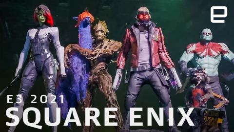 Square Enix at E3 2021 in 11 minutes