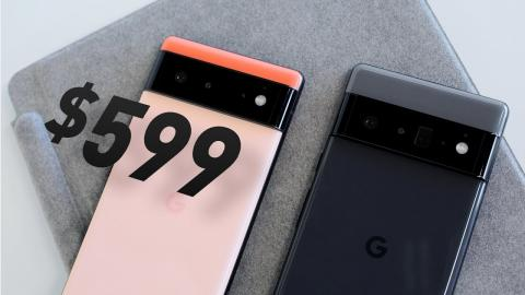 Pixel 6/6 Pro Unboxing & First Look!